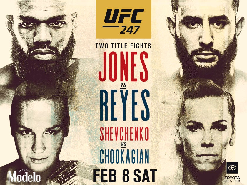 MMA CRYPT PREDICTION Contest 7 - UFC 247: Jones vs. Reyes 051722_247_ToyotaCenter_840x630-d8ad76c27e