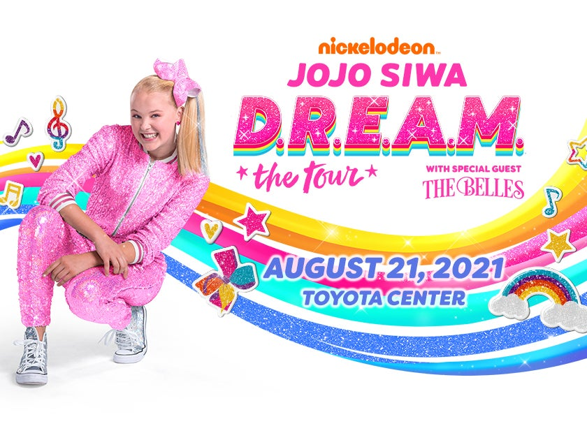 More Info for Nickelodeon's JoJo Siwa D.R.E.A.M. The Tour - RESCHEDULED