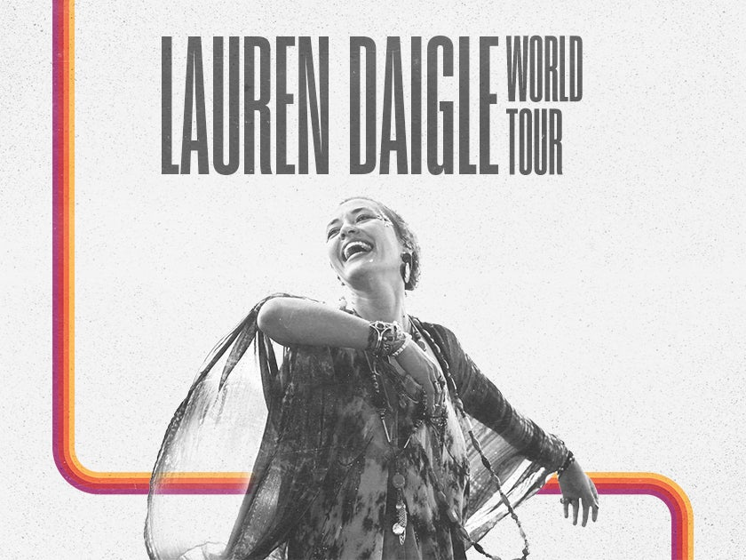 More Info for Lauren Daigle - RESCHEDULED