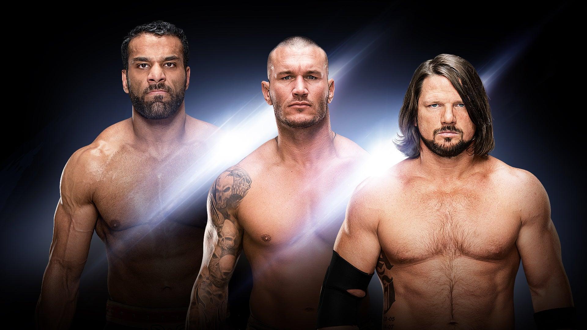 WWE Smackdown Houston Toyota Center