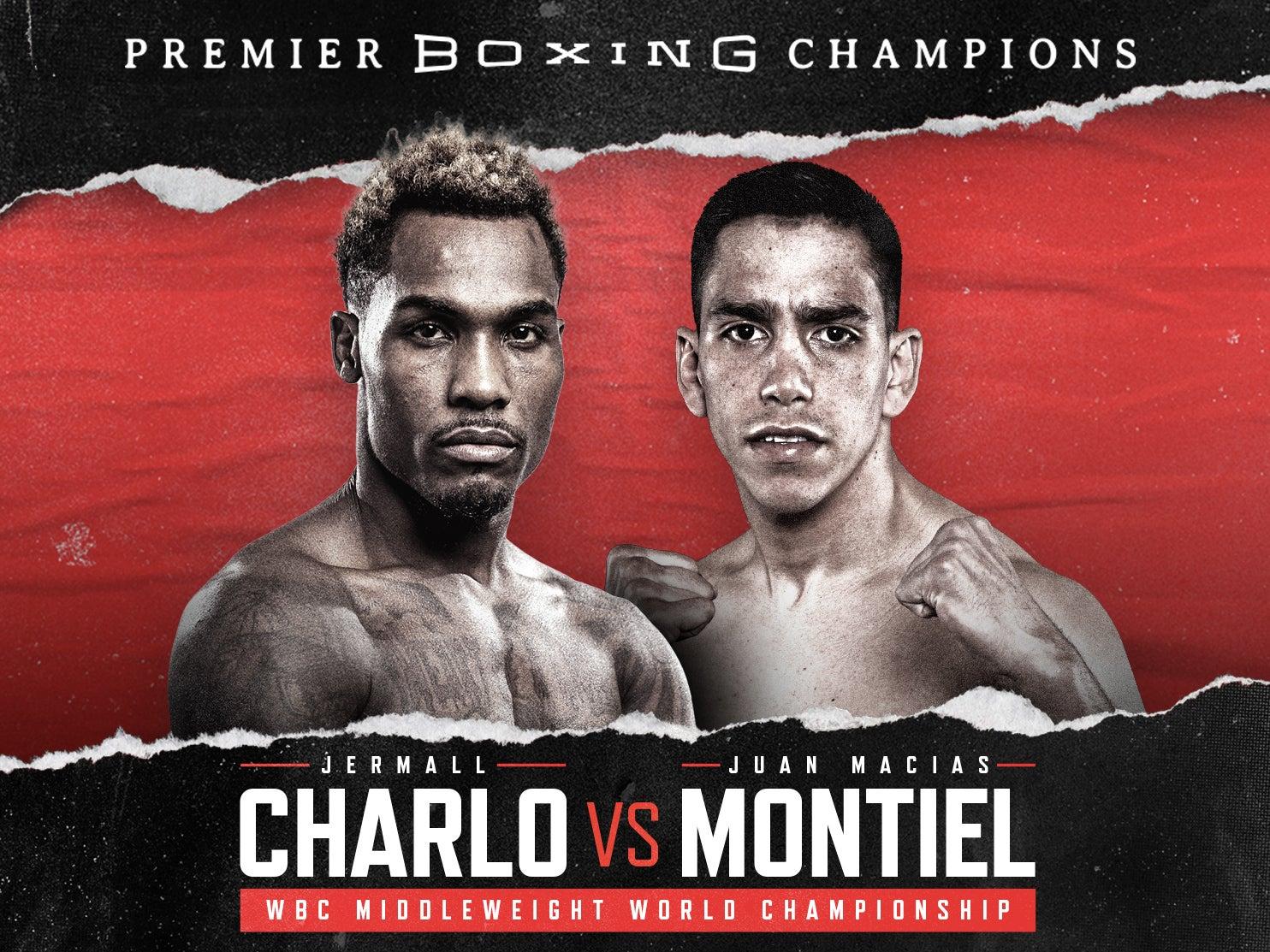 More Info for Jermall Charlo Vs. Juan Macias Montiel