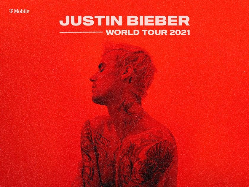 More Info for Justin Bieber - RESCHEDULED