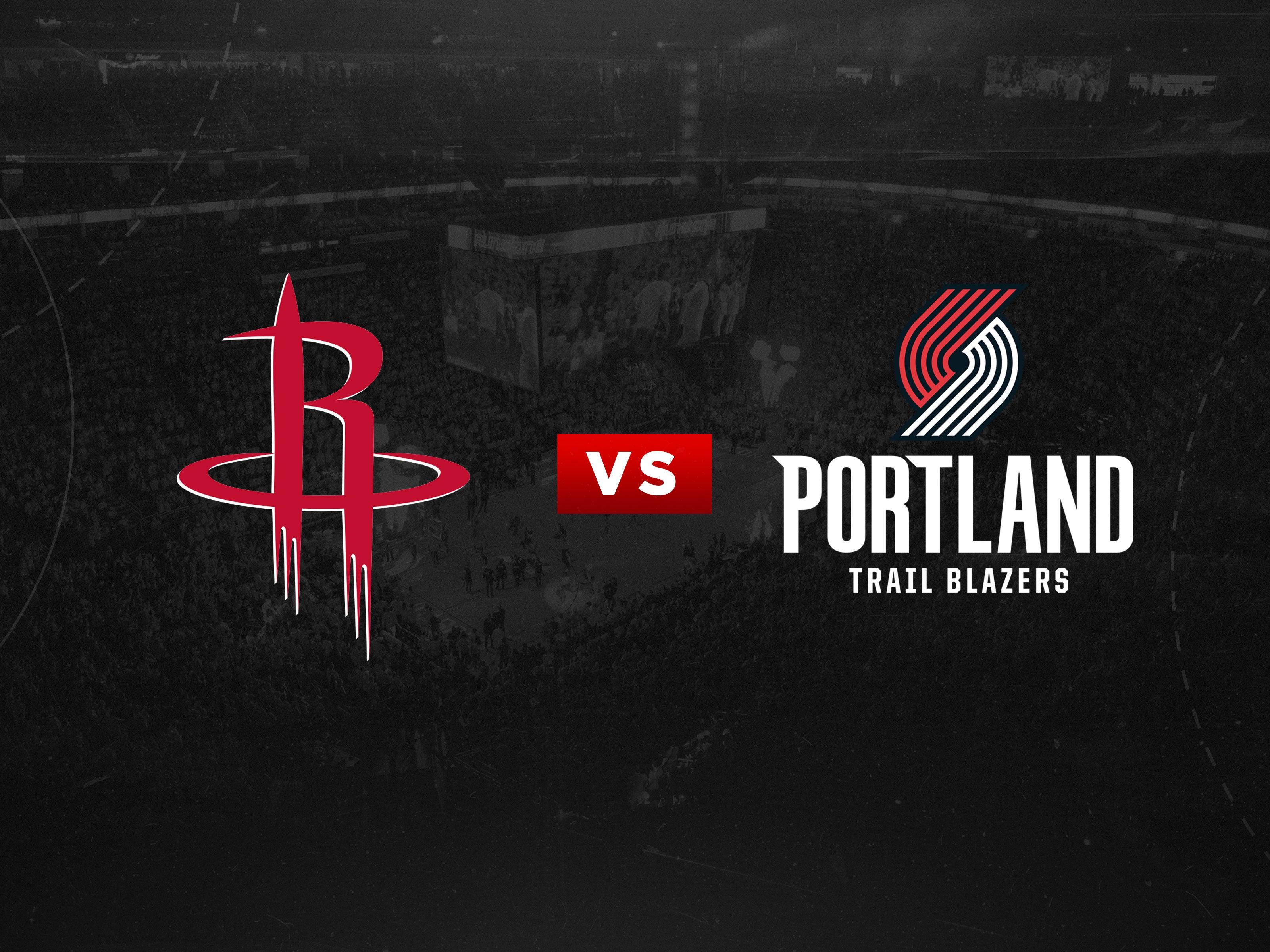 More Info for Houston Rockets vs. Portland Trailblazers