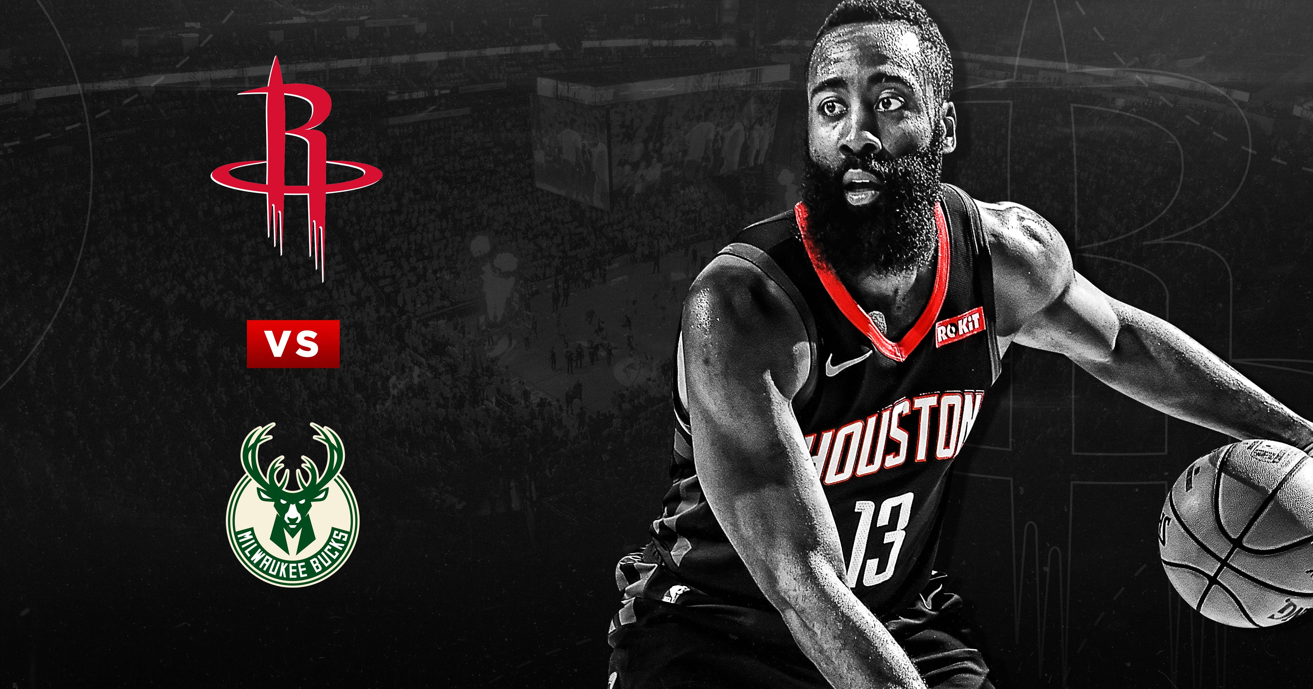 Houston Rockets vs. Milwaukee Bucks | Houston Toyota Center