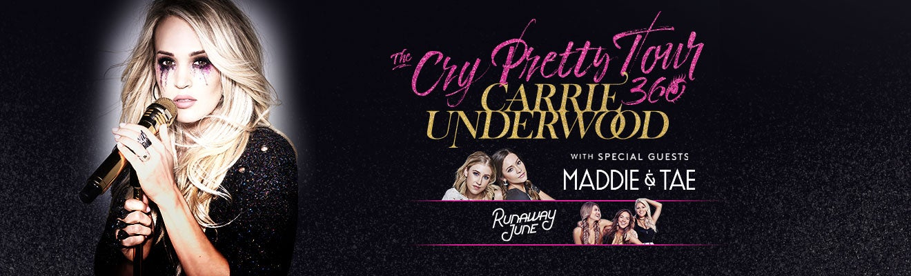 Carrie Underwood Houston Toyota Center