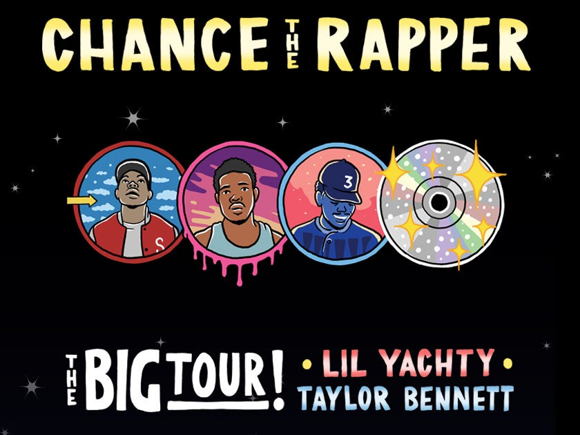 More Info for Chance The Rapper: The Big Tour!