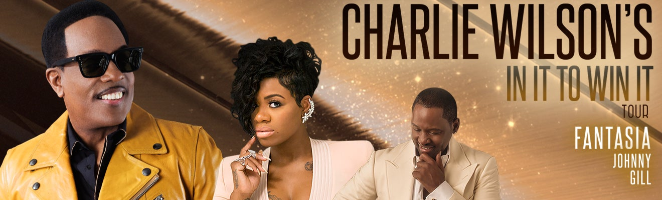 Charlie wilson tour dates in Perth