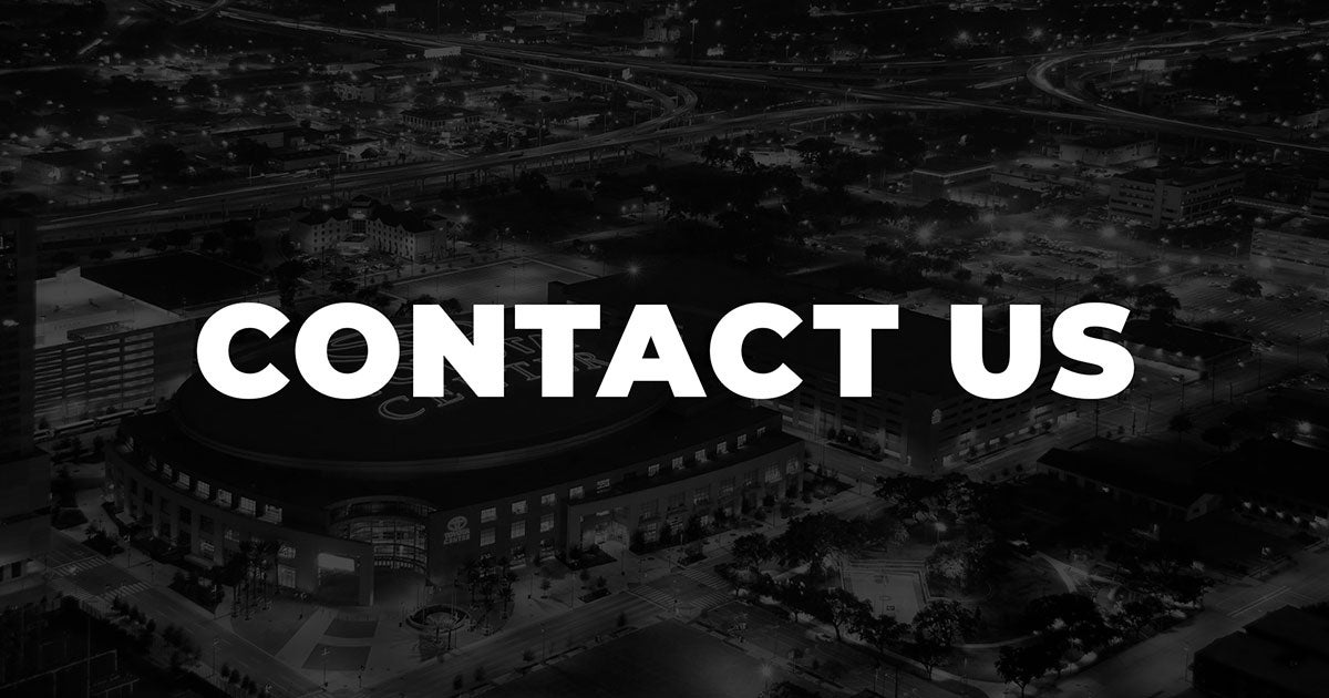 Contact Us Houston Toyota Center