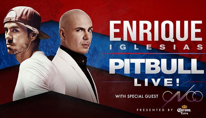 Pitbull And Enrique Iglesias Tour San Antonio