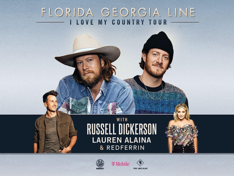 More Info for Florida Georgia Line