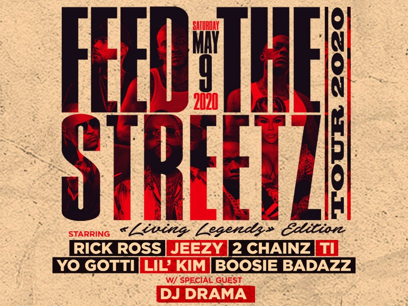More Info for Feed The Streetz - POSTPONED