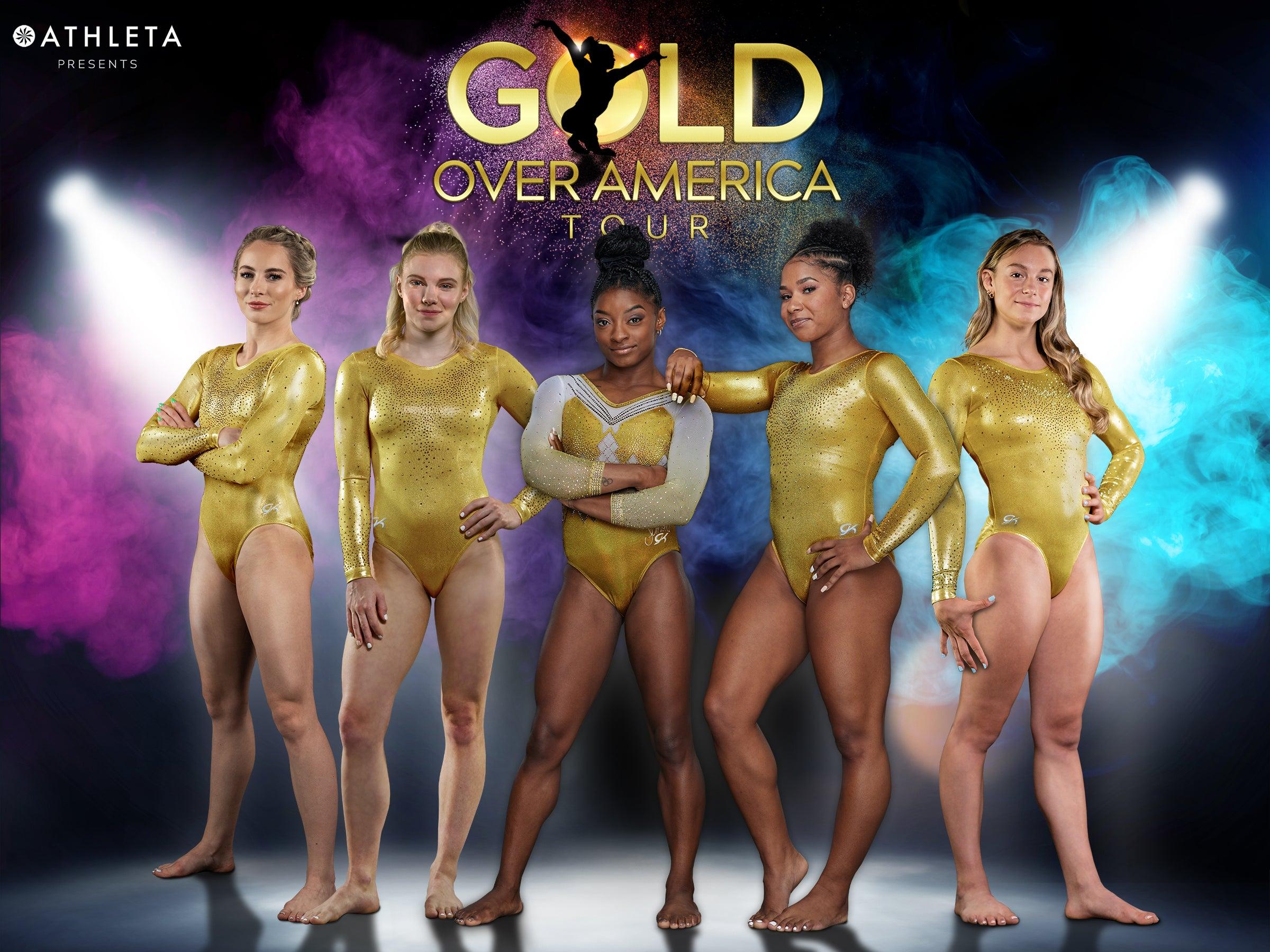 More Info for Gold Over America Tour Starring Simone Biles