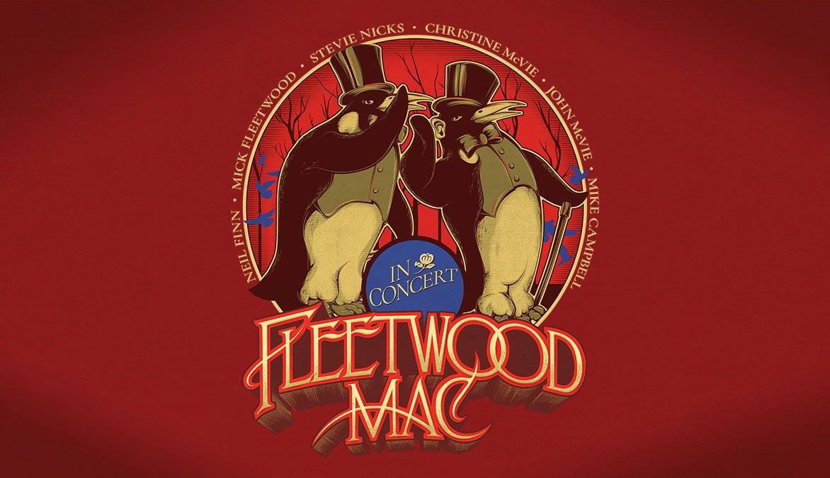 Fleetwood Mac Houston Toyota Center