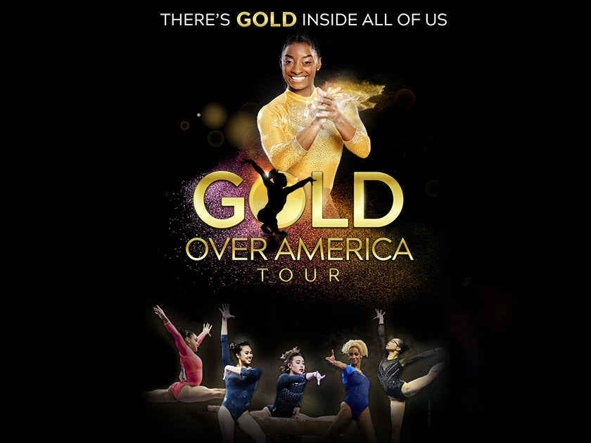 More Info for Gold Over American Tour Starring Simone Biles