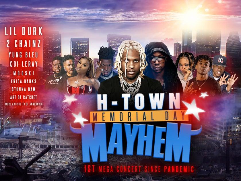 More Info for H-Town Memorial Day Mayhem