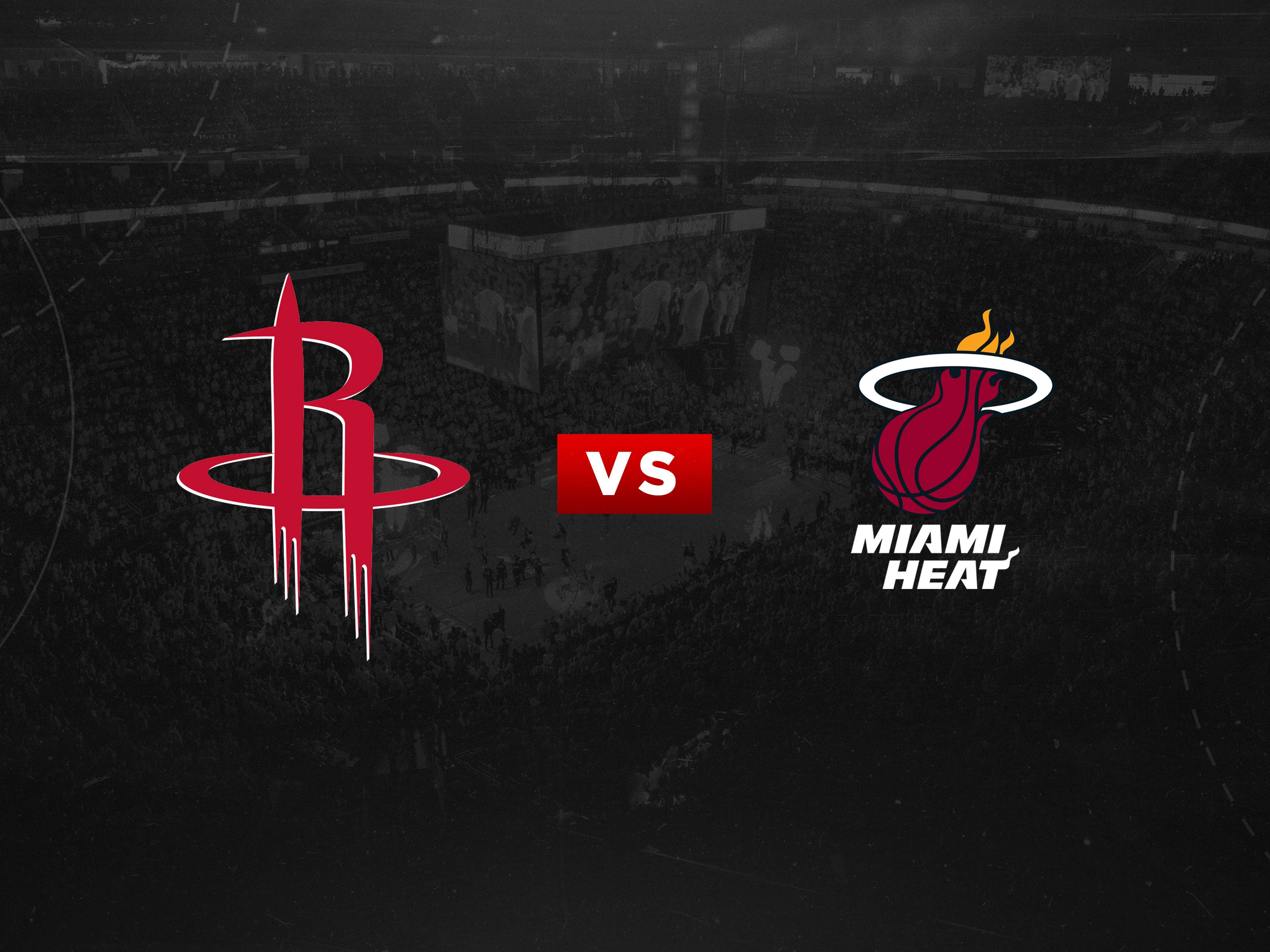 More Info for Houston Rockets vs. Miami Heat