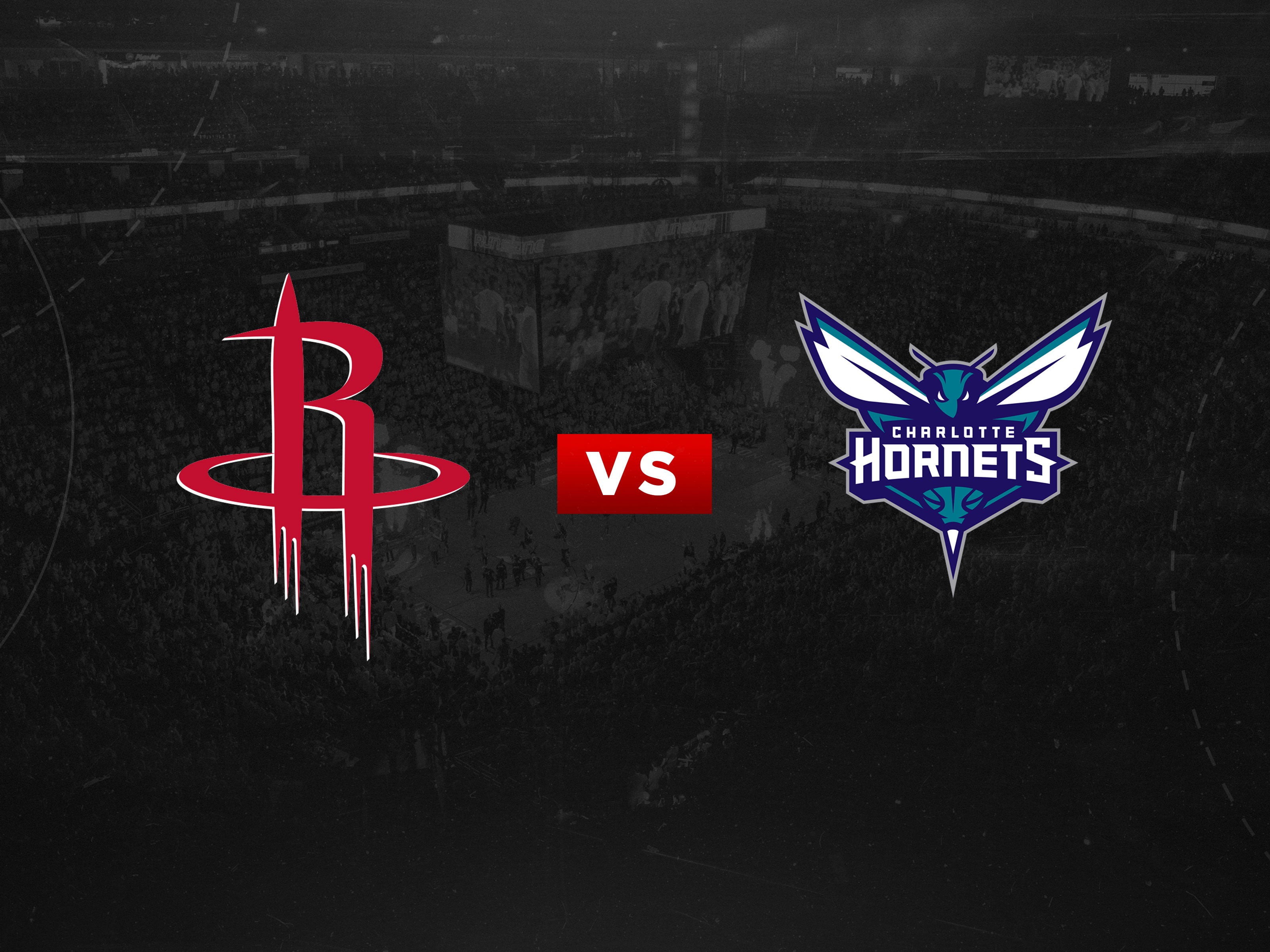 More Info for Houston Rockets vs. Charlotte Hornets