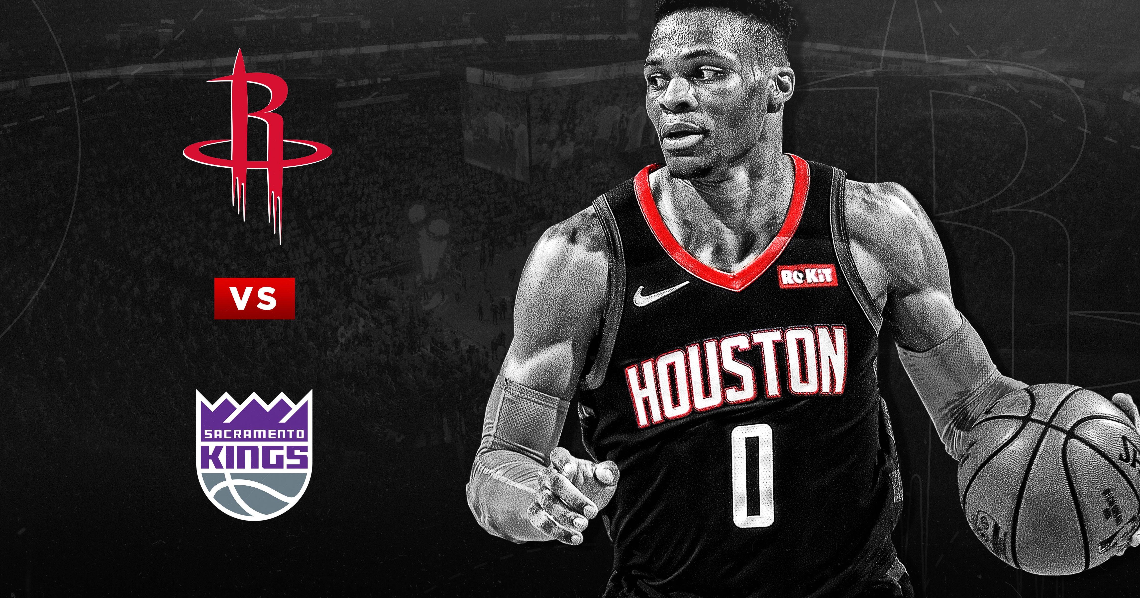 Houston Rockets vs  Sacramento Kings | Houston Toyota Center
