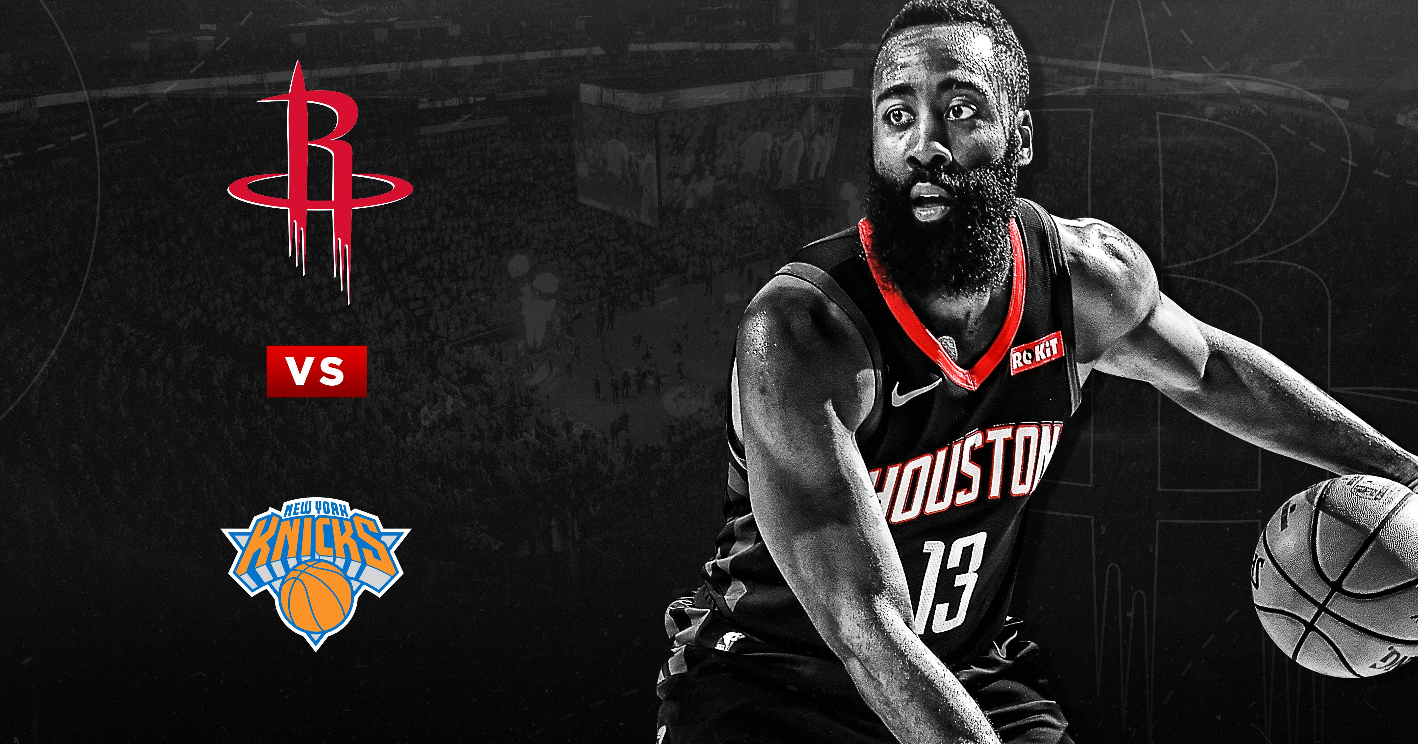 timeless design 27111 7f986 Houston Rockets vs. New York Knicks | Houston Toyota Center