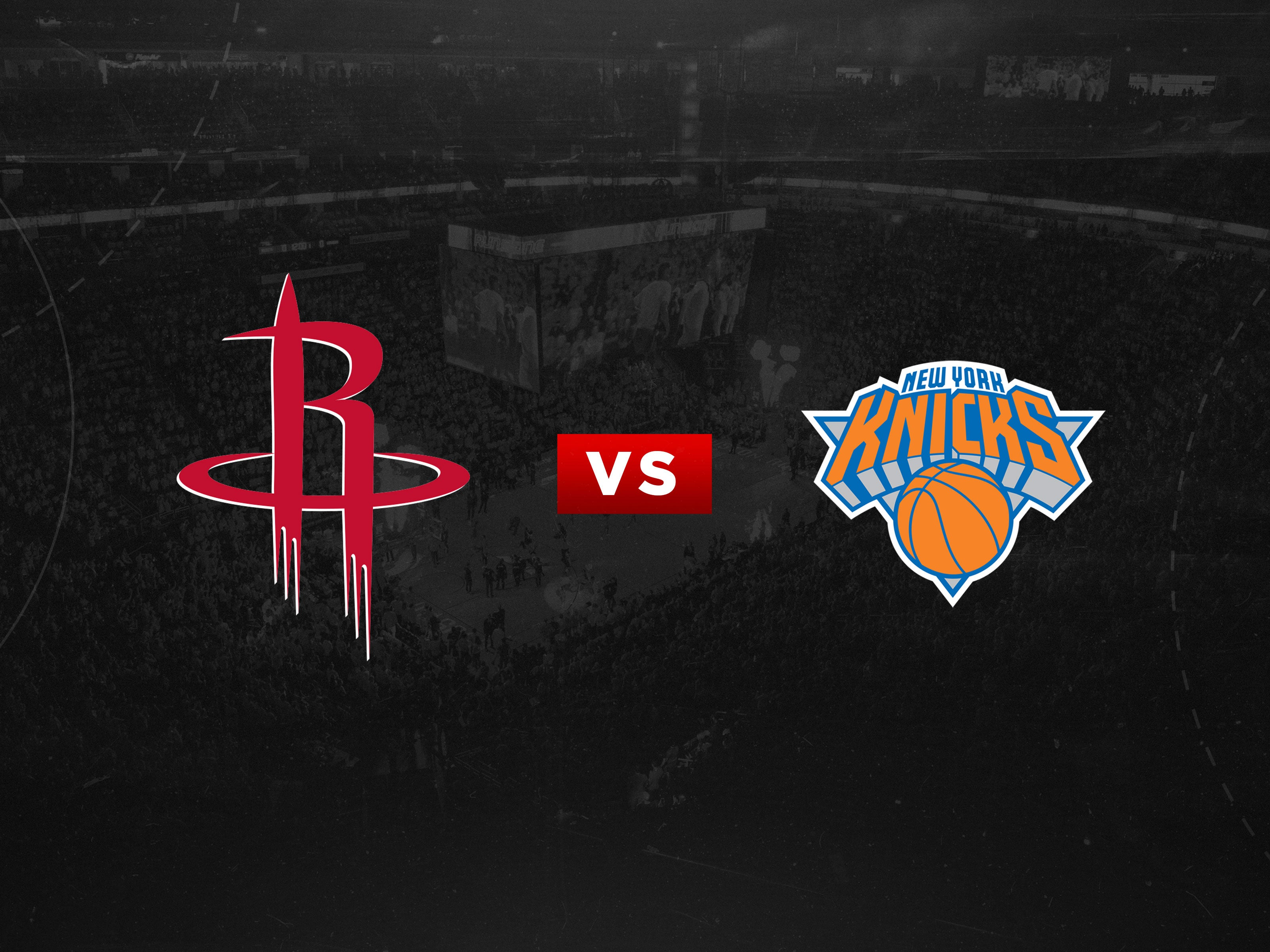 More Info for Houston Rockets vs. New York Knicks
