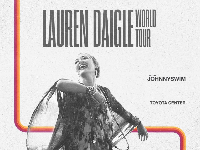 More Info for Lauren Daigle - RESCHEDULED