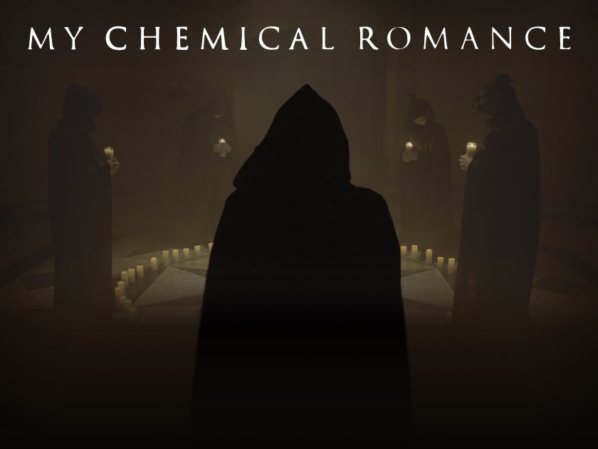 More Info for My Chemical Romance - RESCHEDULED