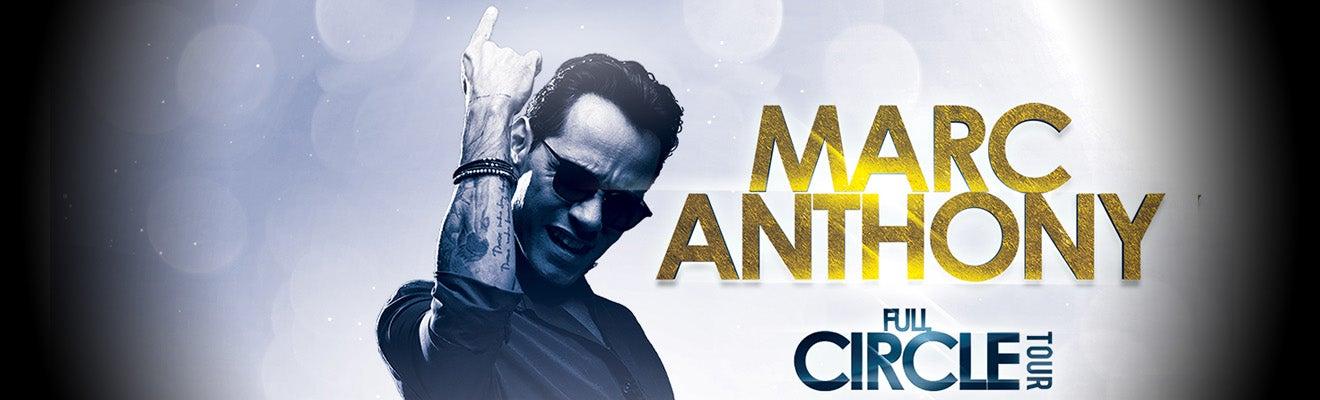 Marc Anthony Full Circle Tour