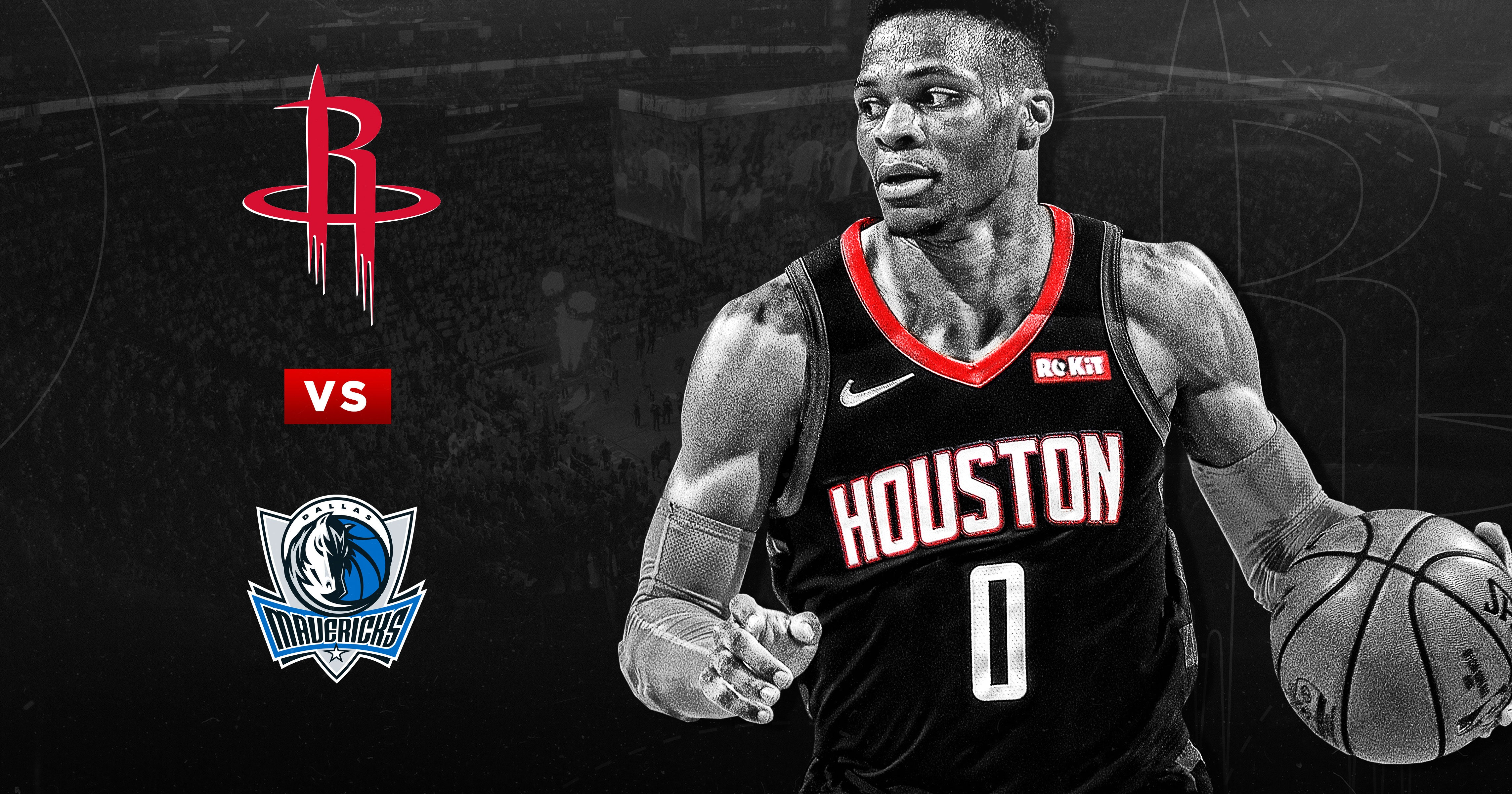 Houston Rockets vs. Dallas Mavericks | Houston Toyota Center
