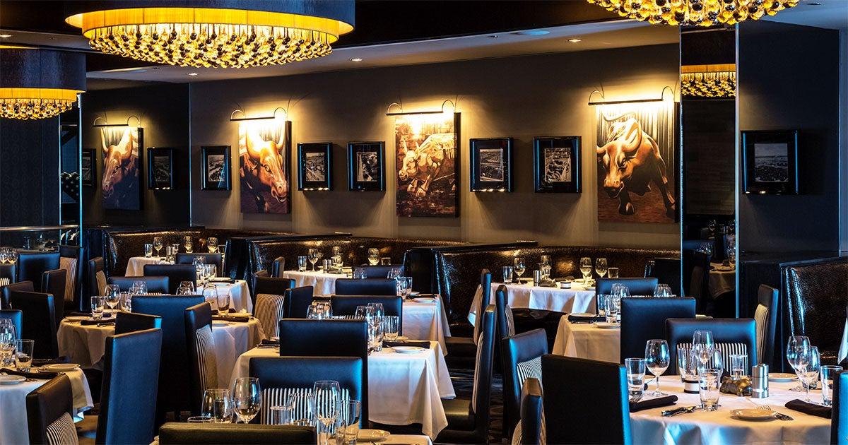Preferred Restaurant Houston Toyota Center