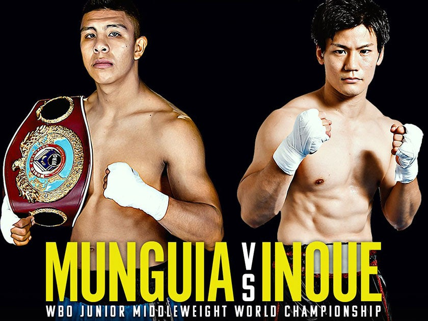 Munguia vs. Inoue