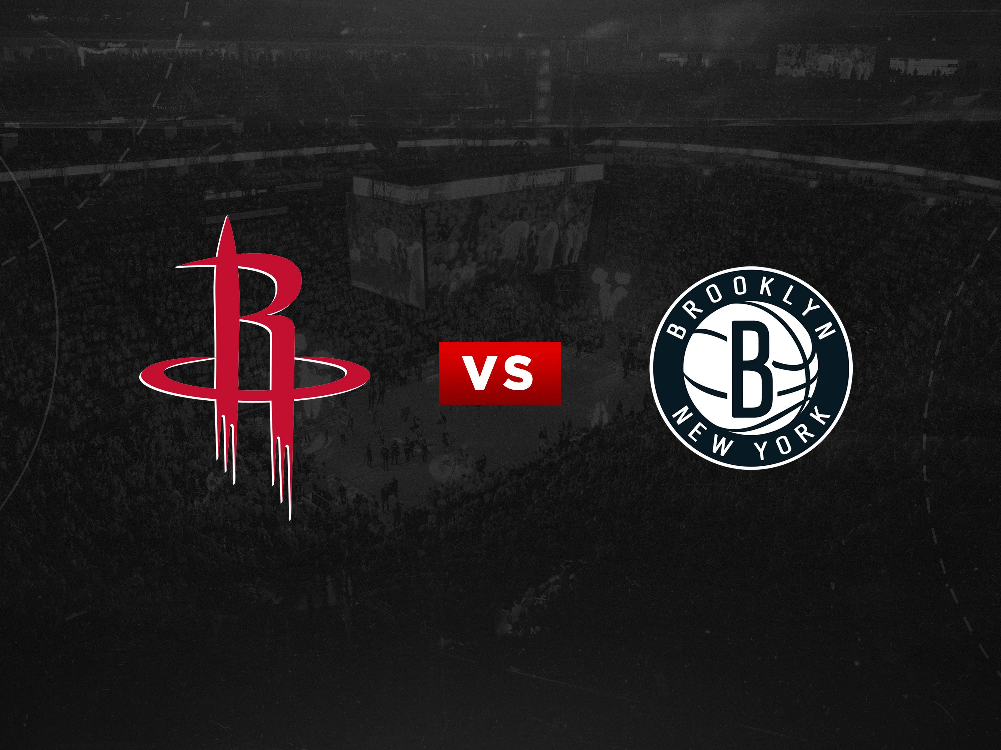 More Info for Houston Rockets vs. Brooklyn Nets