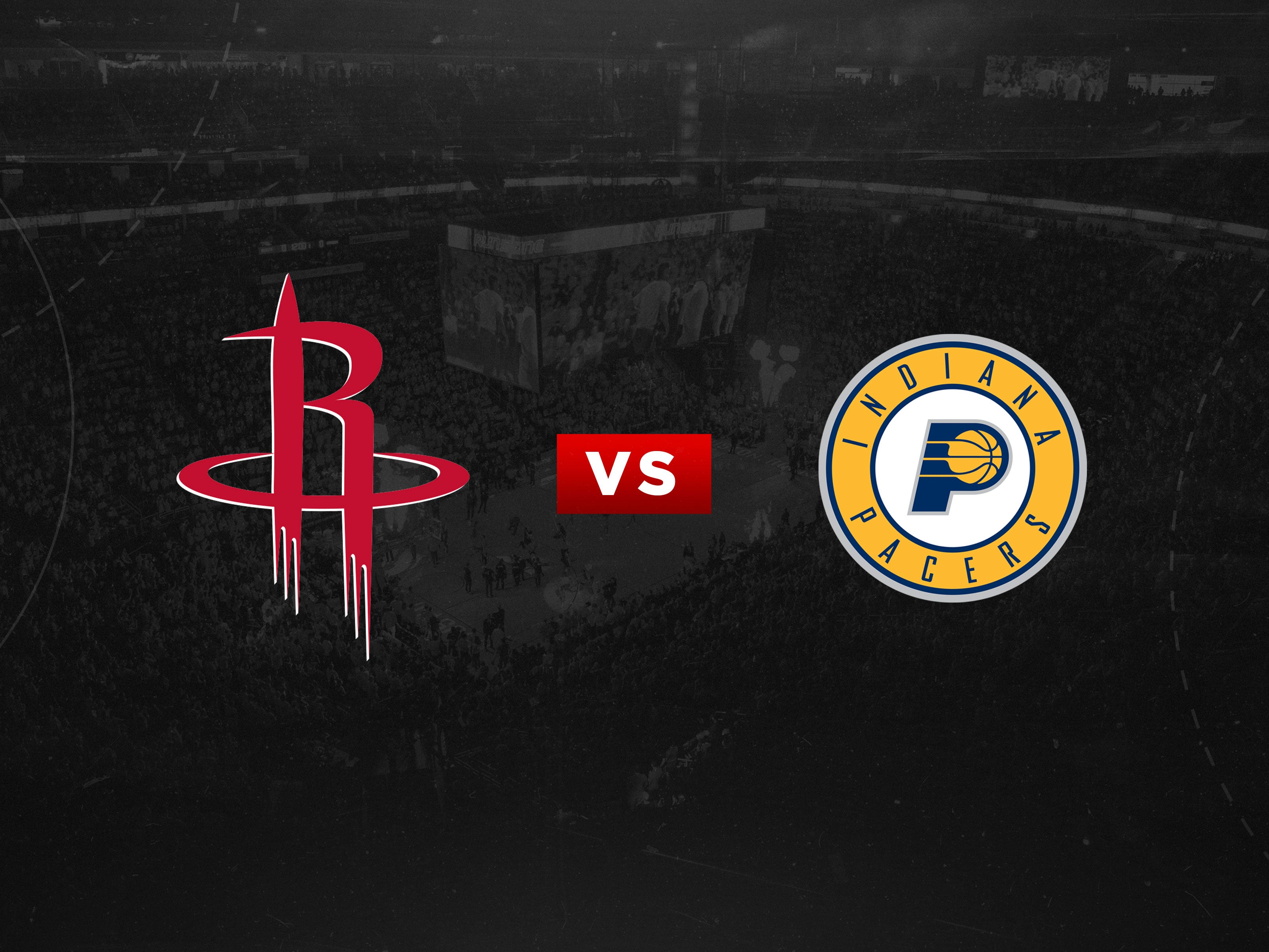 More Info for Houston Rockets vs. Indiana Pacers