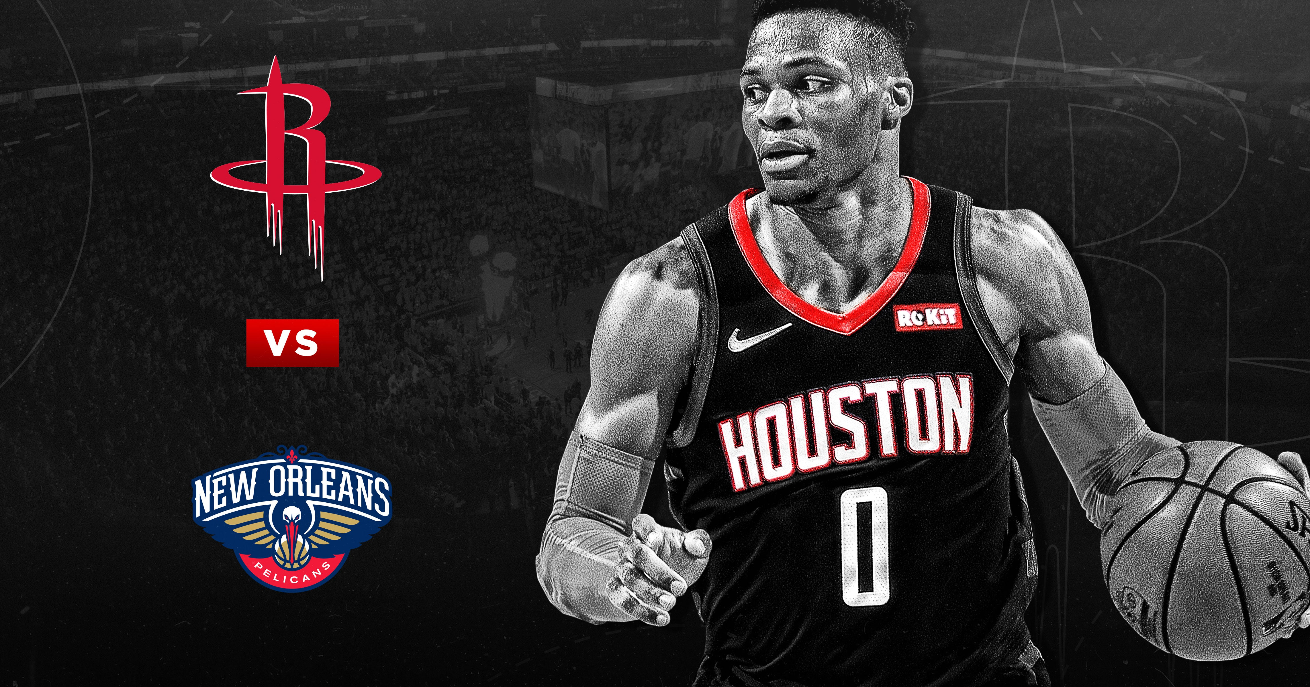 Houston Rockets Vs New Orleans Pelicans Houston Toyota Center