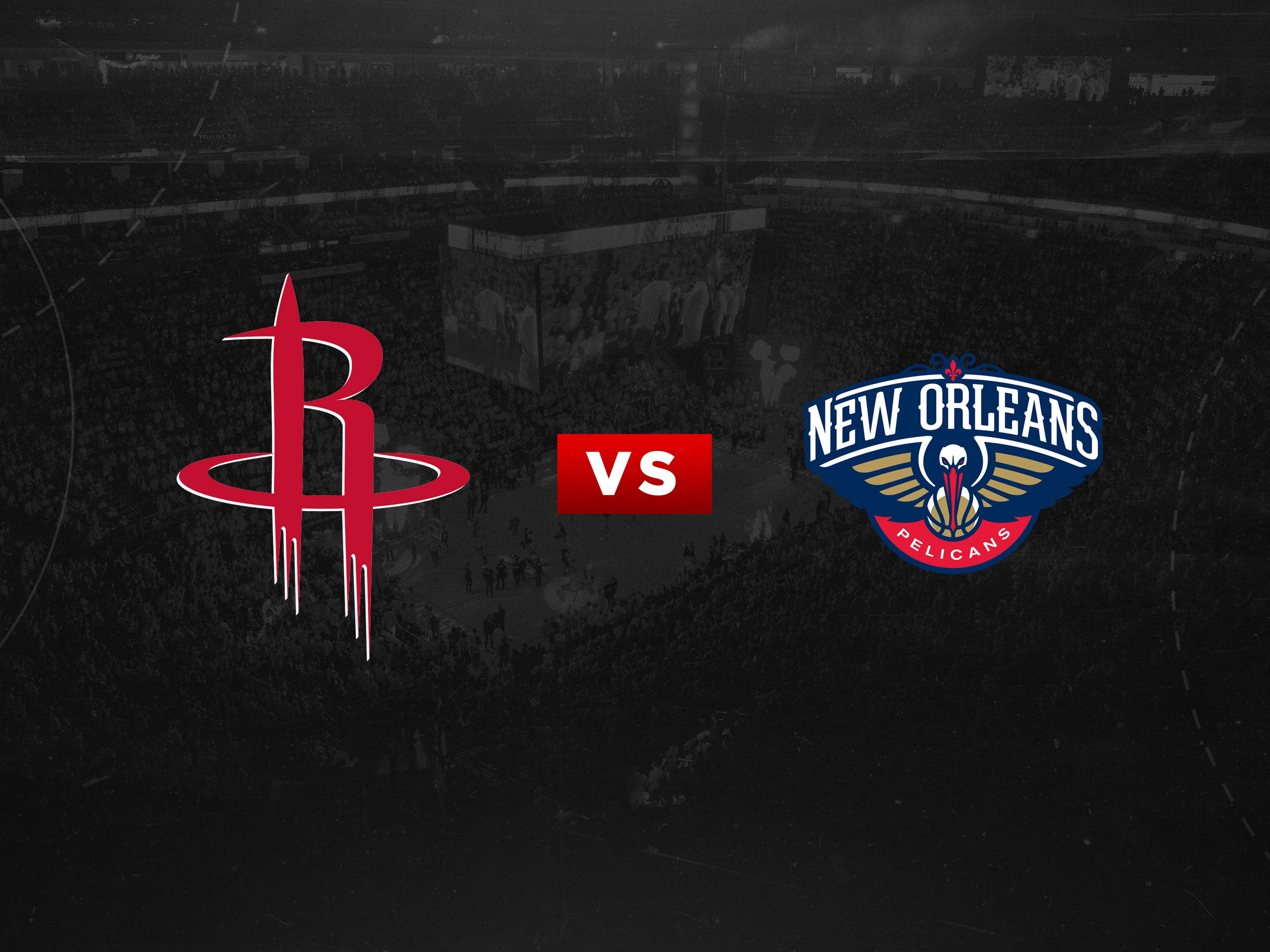 More Info for Houston Rockets vs. New Orleans Pelicans