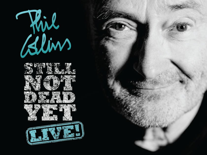 More Info for Phil Collins