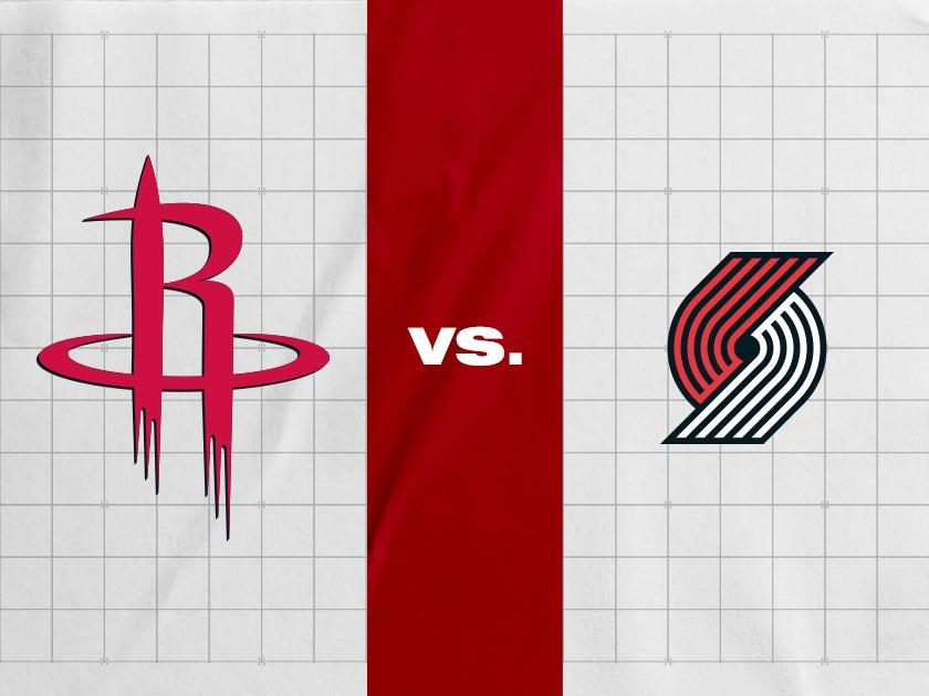 More Info for Houston Rockets vs. Portland Trailblazers