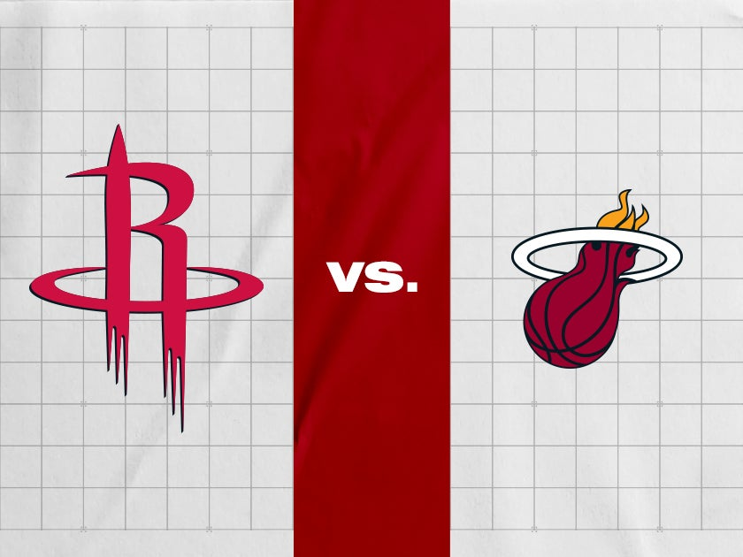 More Info for Houston Rockets vs. Miami Heat