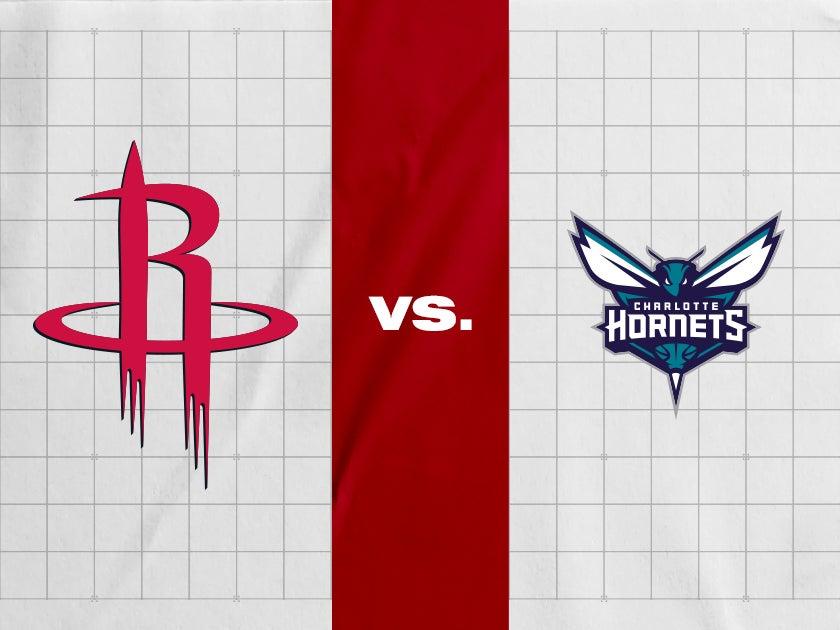 More Info for Houston Rockets vs. Charlotte Hornets