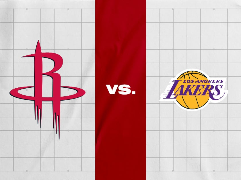 More Info for Houston Rockets vs. Los Angeles Lakers