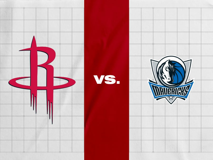 More Info for Houston Rockets vs. Dallas Mavericks
