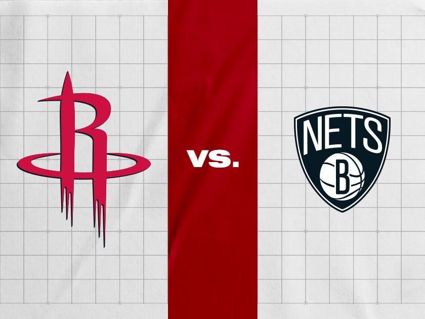 More Info for Houston Rockets vs. Brooklyn Nets