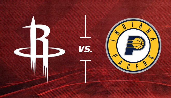 pacers vs rockets - photo #42