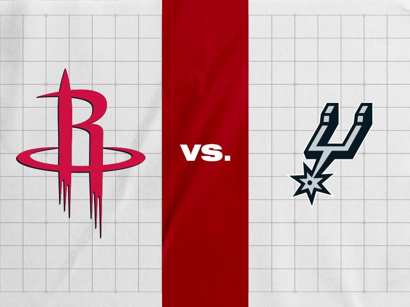 More Info for Houston Rockets vs. San Antonio Spurs
