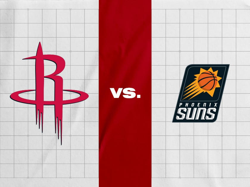 More Info for Houston Rockets vs. Phoenix Suns