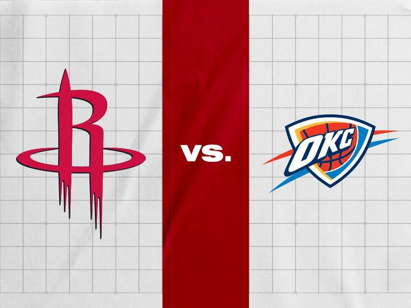 More Info for Houston Rockets vs. Oklahoma City Thunder