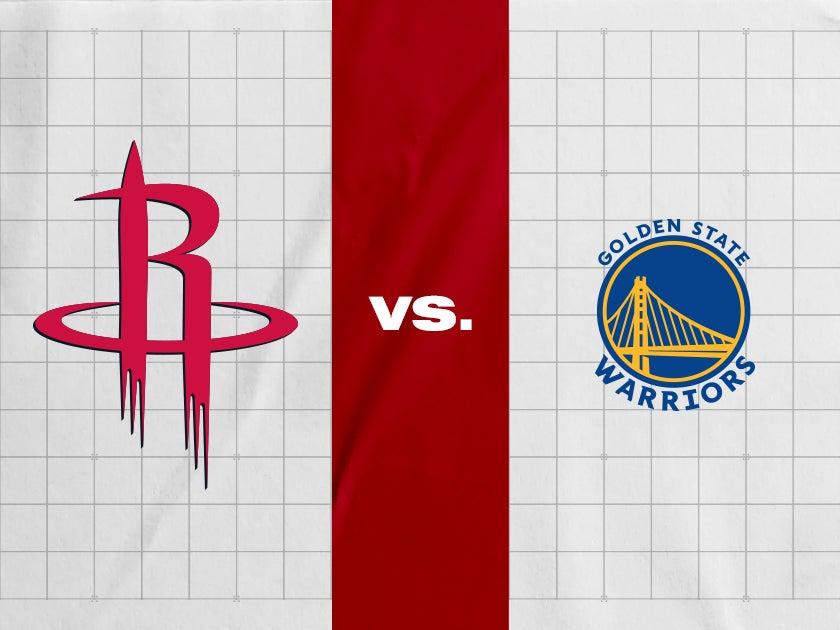 More Info for Houston Rockets vs. Golden State Warriors