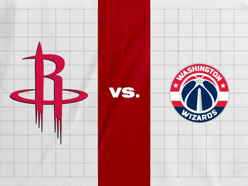 More Info for Houston Rockets vs. Washington Wizards