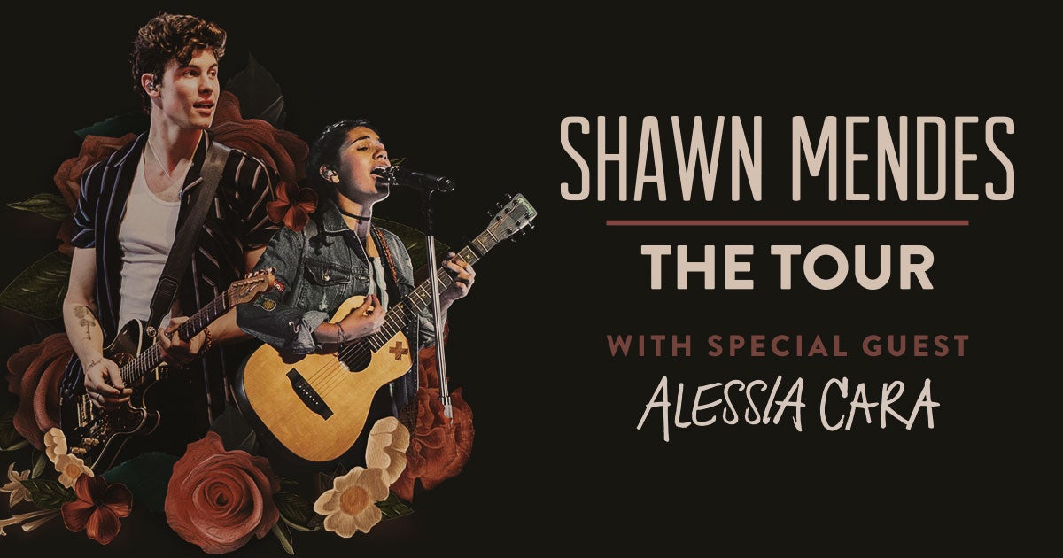 Shawn Mendes Tour 2020.Shawn Mendes Houston Toyota Center