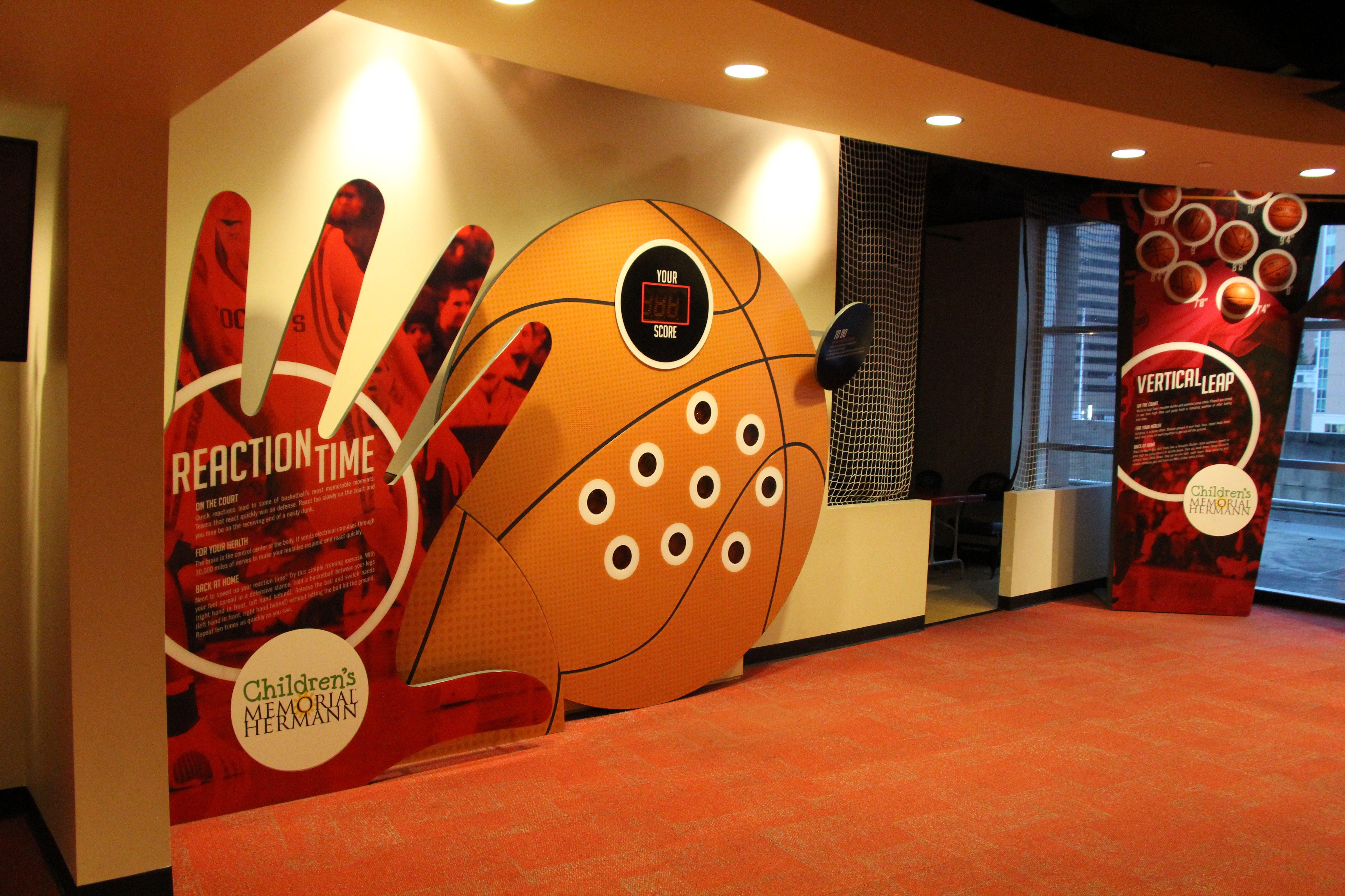 Children's Memorial Hermann Sky Court | Houston Toyota Center