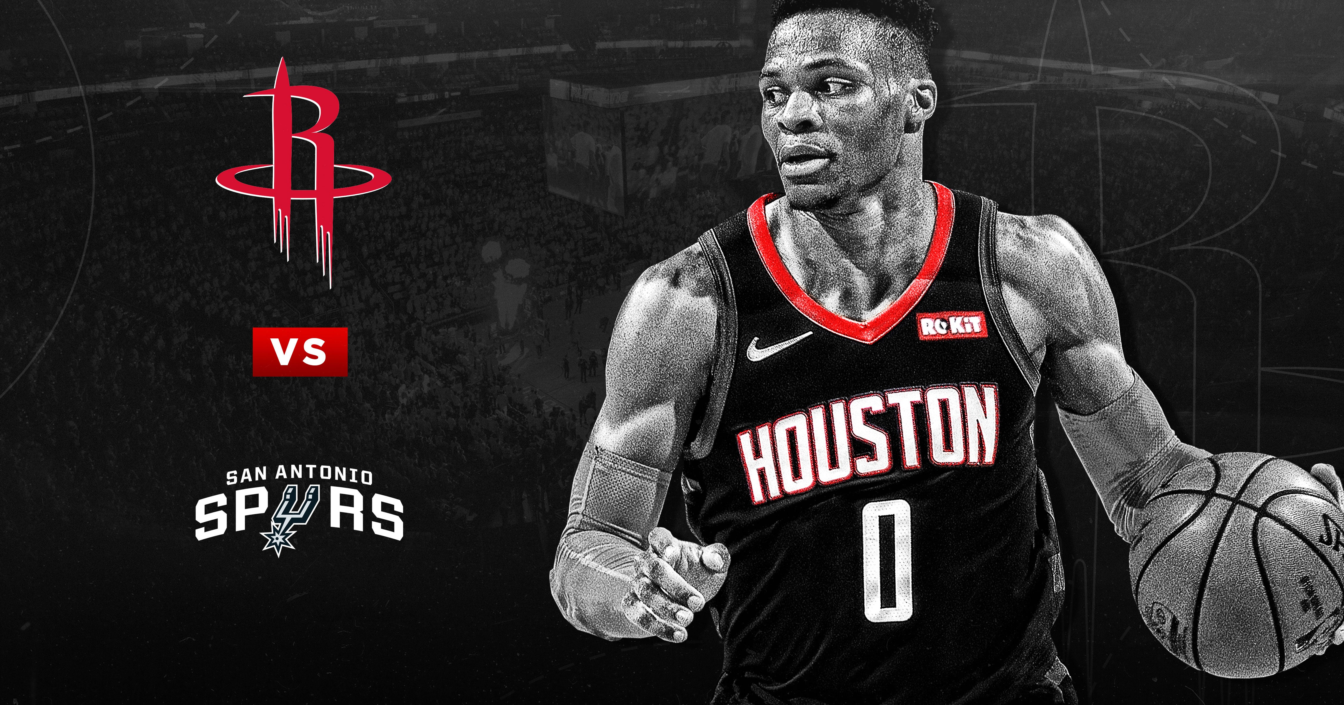 lowest price ce54e f4c96 Houston Rockets vs. San Antonio Spurs | Houston Toyota Center